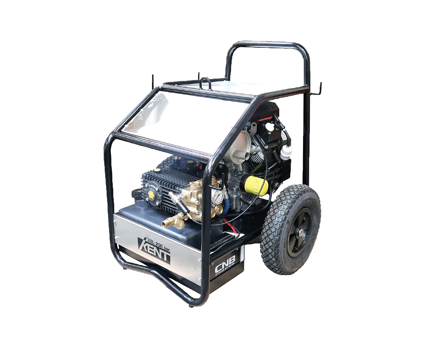 Petrol & Diesel cold-water high pressure cleaners | Kent A/S
